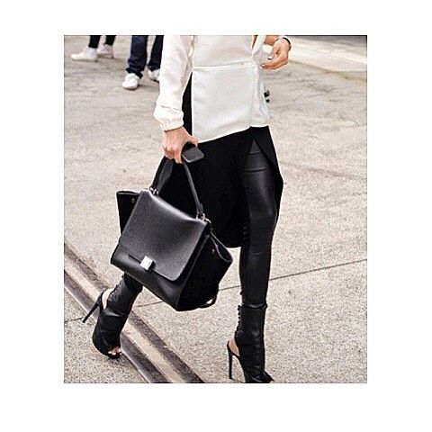 2 DAYS LEFT to stand a chance to win a Céline Black Trapèze with #Cosette  #luxuryeveryday by cosette.com.au