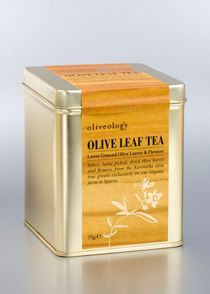 Greek Olive Leaf Tea by Oliveology