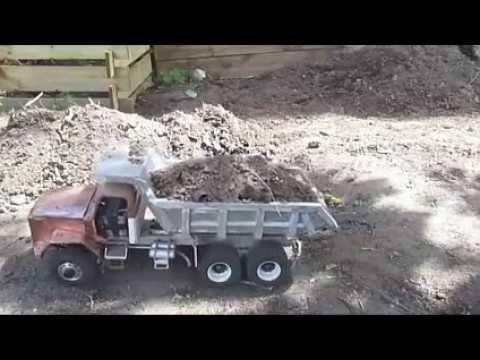 Mobil Dump Truk Ngepok Tanah Mobil Mainan Anak Mobil Mainan Anak Dumped Make It Yourself