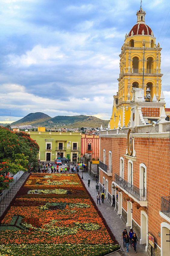 Lugares turisticos de Puebla
