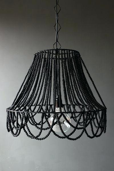 Beaded Ceiling Light Lampshades Lamp Shades Australia Beaded