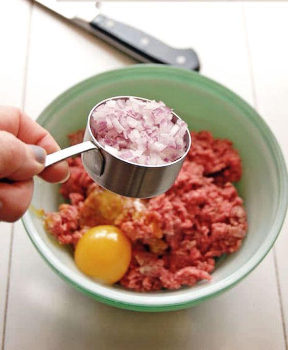 How To Make Homemade Hamburgers My Way Recipe Homemade Hamburgers Homemade Hamburger Patties Food
