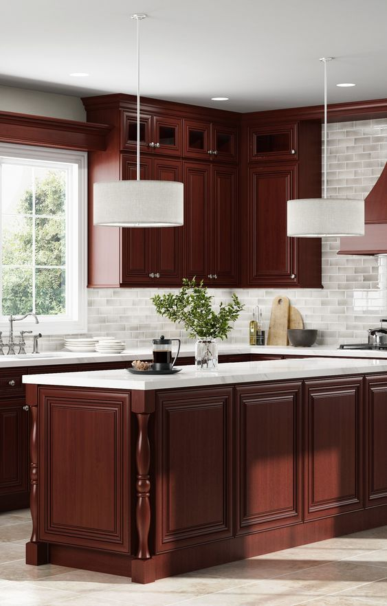 Dark Kitchen Cabinet Ideas The Ultimate Styling Guide Cherry