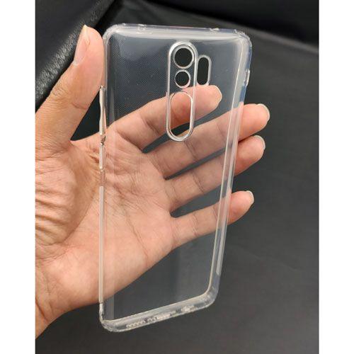 گارد ژله ای شفاف فول کاور شیائومی ردمی نوت 8 پرو 8 Phone Ring Xiaomi Electronic Products