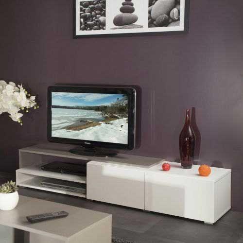 meuble tv et table basse assortie