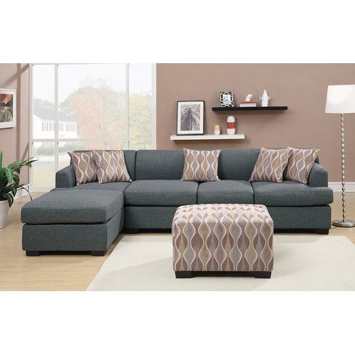 Found it at Joss u0026 Main - Reversible Chaise Sectional  sc 1 st  Pinterest : joss and main sectional - Sectionals, Sofas & Couches