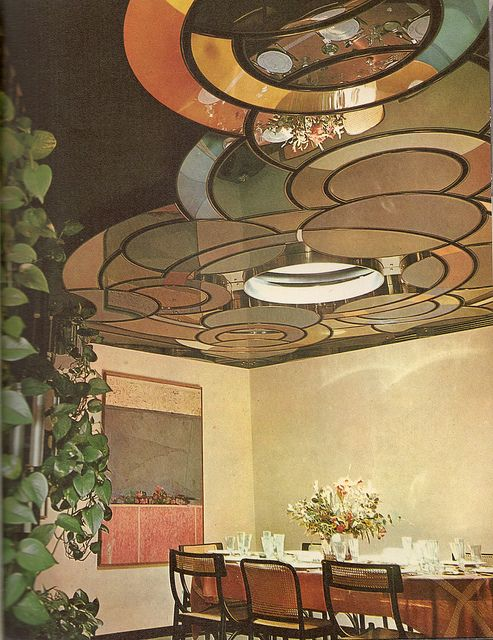 Dizzy Home Decor 70s