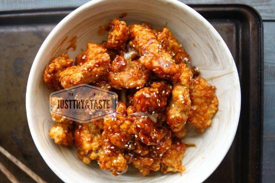 Resep Ayam Saus Wijen Jtt Resep Ayam Makanan Ayam
