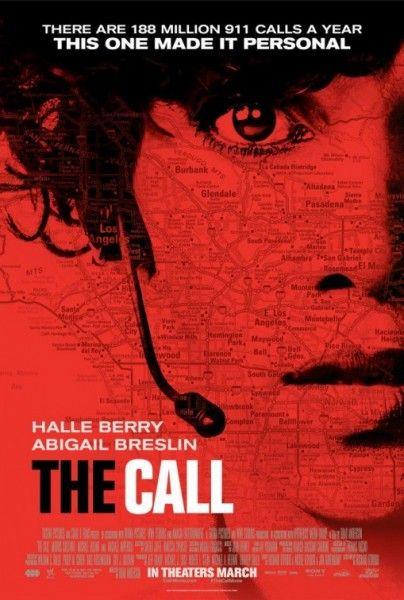 Y por fin un poster para #TheCall