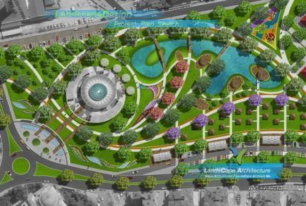 Landscape Layout Plan Projects 61 New Ideas Paisajeurbano 2020 Goruntuler Ile Peyzaj Mimarisi Tasarimlari Peyzaj Cizimleri Peyzaj Tasarimi