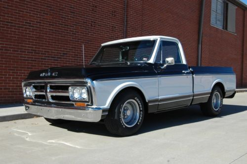1972 Gmc Sierra 1500 Pickup Truck Old 1970 S Trucks For Sale