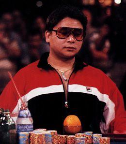 em 1989 Chan foi vice campeão do evento principal, perdendo a disputa final para Phil Hellmuth.