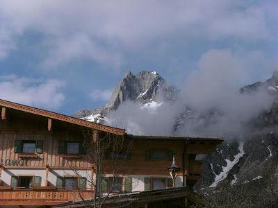 Bergheimat: Biathlon an der Gramai / Ski + Klettern