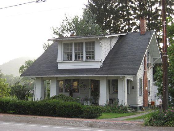 Sears kit home bungalow homes pinterest kit homes for Craftsman kit homes