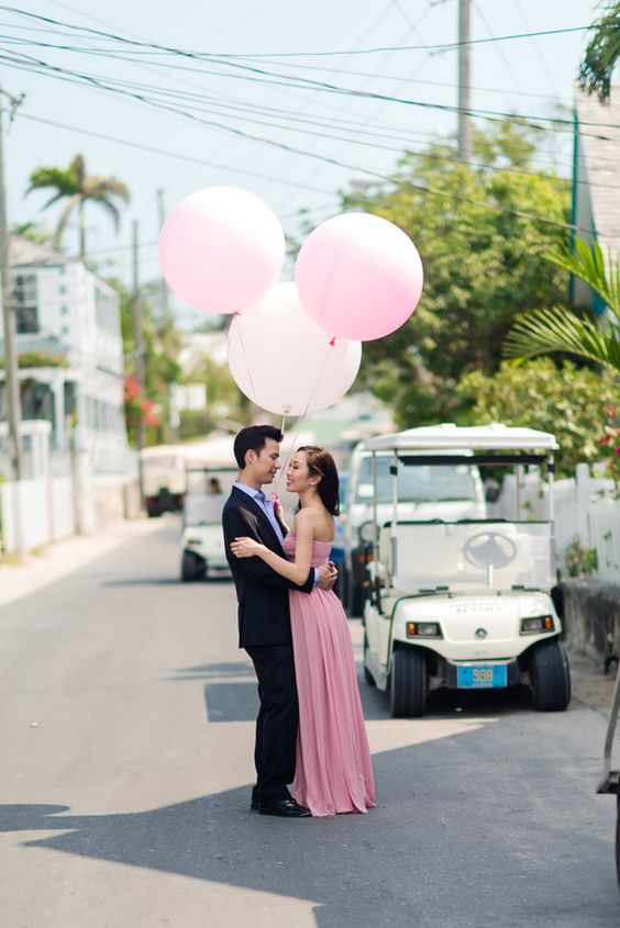 Romantic Bahamas Engagement Session By Lyndah Wells Photography : Bajan Wed