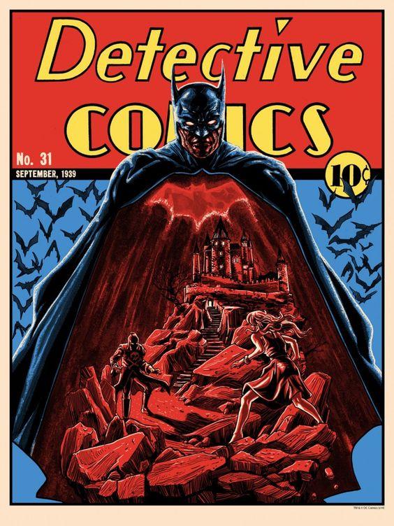 Tim Doyle - Detective Comics 31 regular