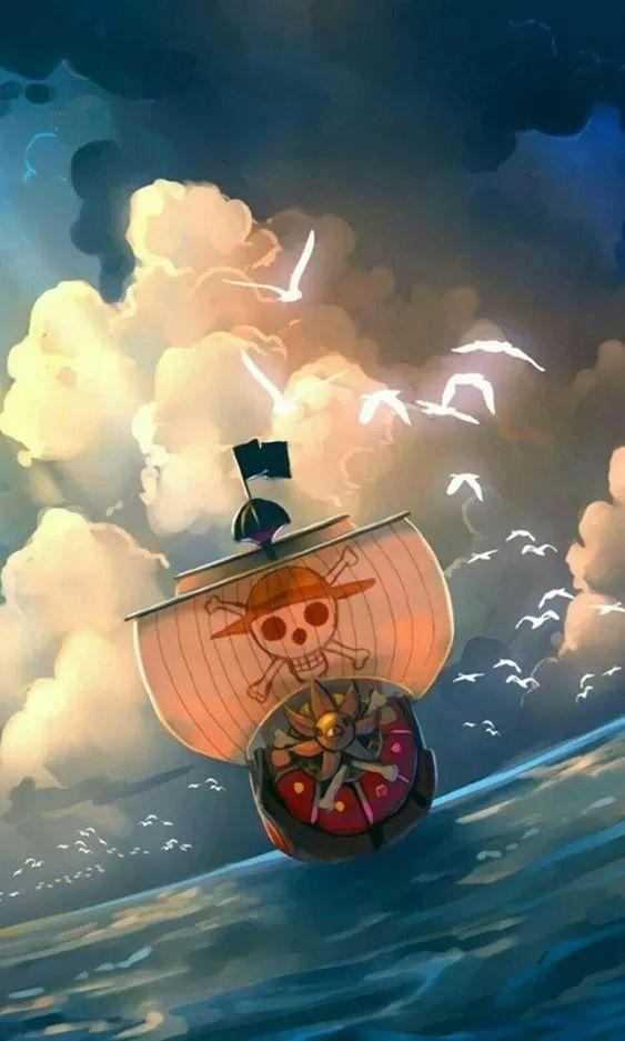 Tàu Thousand Sunny bị Big Mom tấn công tại đúng chapter 900