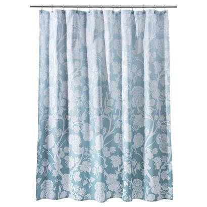 Curtains Ideas blue ombre shower curtain : Threshold™ Ombre Shower Curtain - Blue | Sanctuary | Pinterest ...