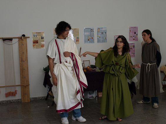 Taller de indumentaria Sagunt. 2008.