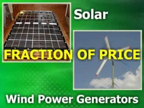 How to Make your own Solar Panels - http://www.newvistaenergy.com/solar-energy/solar-panels/how-to-make-your-own-solar-panels/