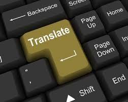 Kerja sebagai Translator di rumah.