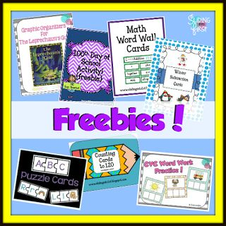 Sliding into First!: Freebies, teacher freebies, 1st grade, math, literacy, story elements, subtraction, ABC, puzzles, CVC, 120 cards, 100th day of school, pumpkins, thanksgiving, alphabet, apples, 10 frame, math word wall, free teacher stuff
