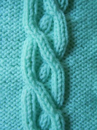 Fancy Cable Knitting Stitches : Pinterest   The world s catalog of ideas