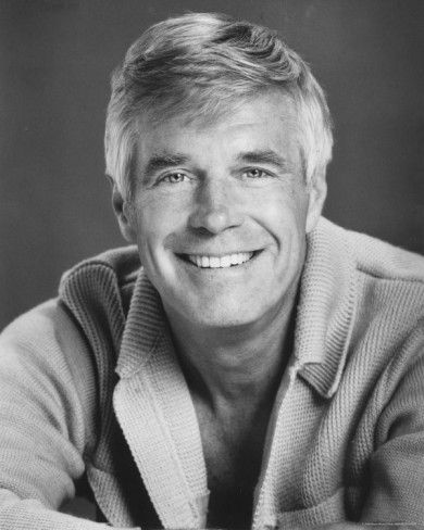 George Peppard played as Hannibal Smith