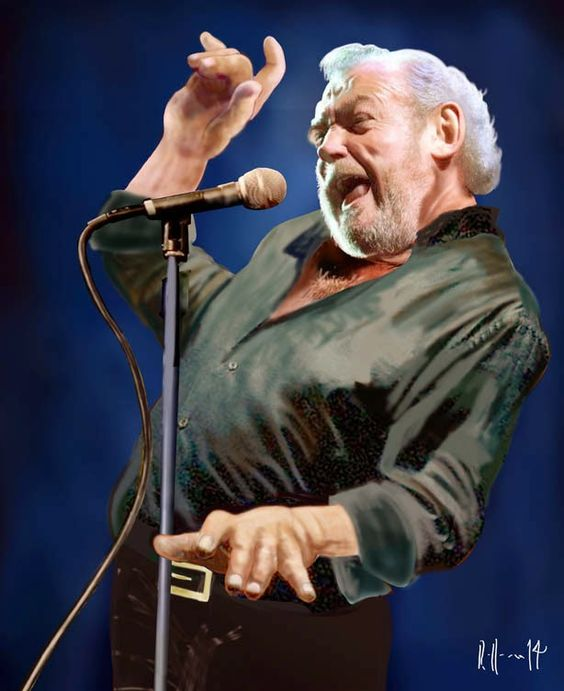 Joe Cocker. Not only do I miss his amazing voice, but watching him pour his heart and soul into every performance!