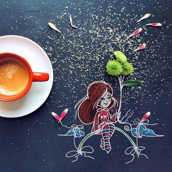Утренние фантазии за чашкой кофе... ( ч.1 ) 2722f2d9cd51298539eb4577d6c09932