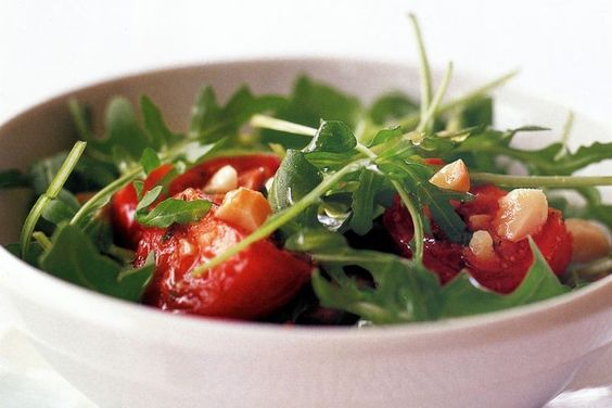 Take your garden salad to the next level with this simple yet flavourful salad.