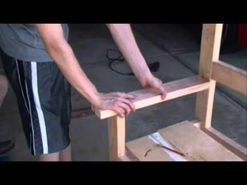 Halloween Electric Chair Prop - DIY - YouTube
