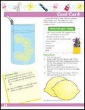 Cool Lemonade Craft!