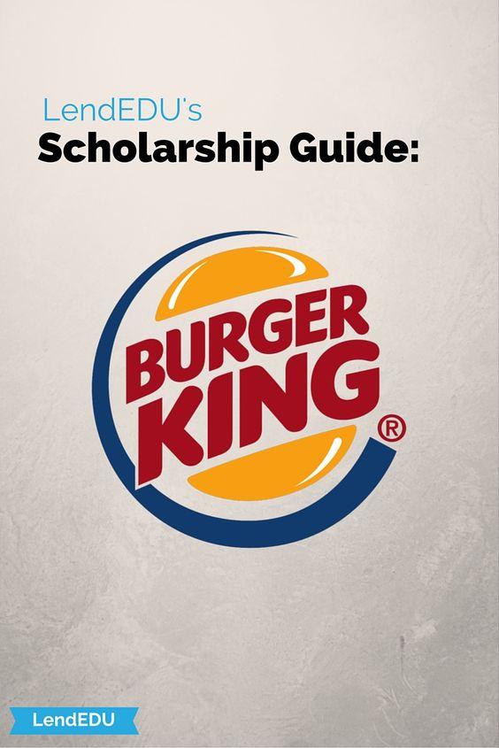 Burger King Scholars Program