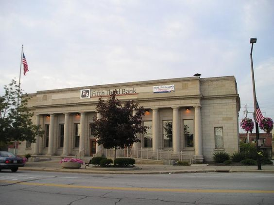 Elyria Ohio Fifth Third Bank This Used To Be Our Post