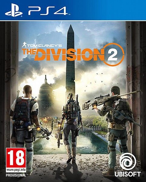 Ps4 Tom Clancy S The Division 2 Tom Clancy Tom Clancy The Division Xbox One Games