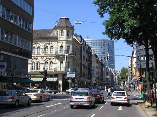Düsseldorf Friedrichstraße