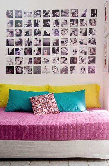 Blogueiros indicam 26 ideias de decoração para as paredes - Casa: