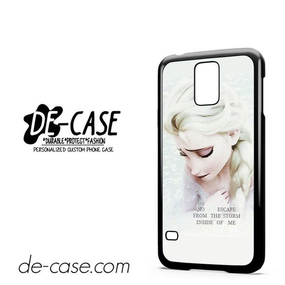 Frozen-Elsa's-Quote-DEAL-4459-Samsung-Phonecase-Cover-For-Samsung-Galaxy-S5-/-S5-Mini