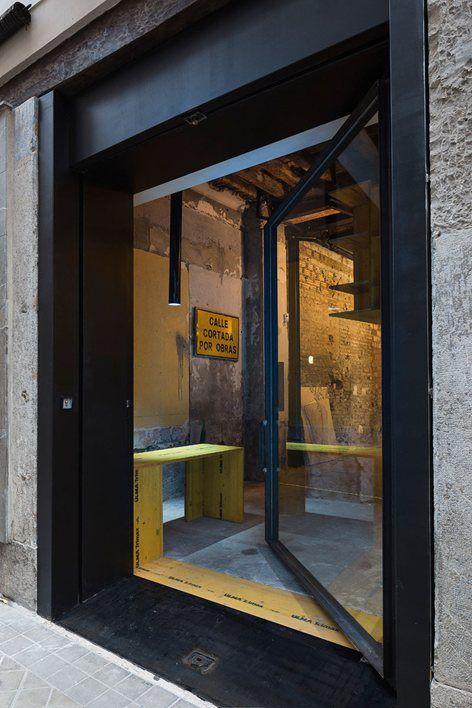 ESTUDIO SAN JERONIMO, Granada, 2015 - Cuac Arquitectura
