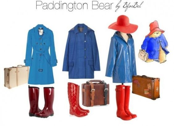 Cartoon Characters Dress Up : Dress up like you are quot paddington bear fashion