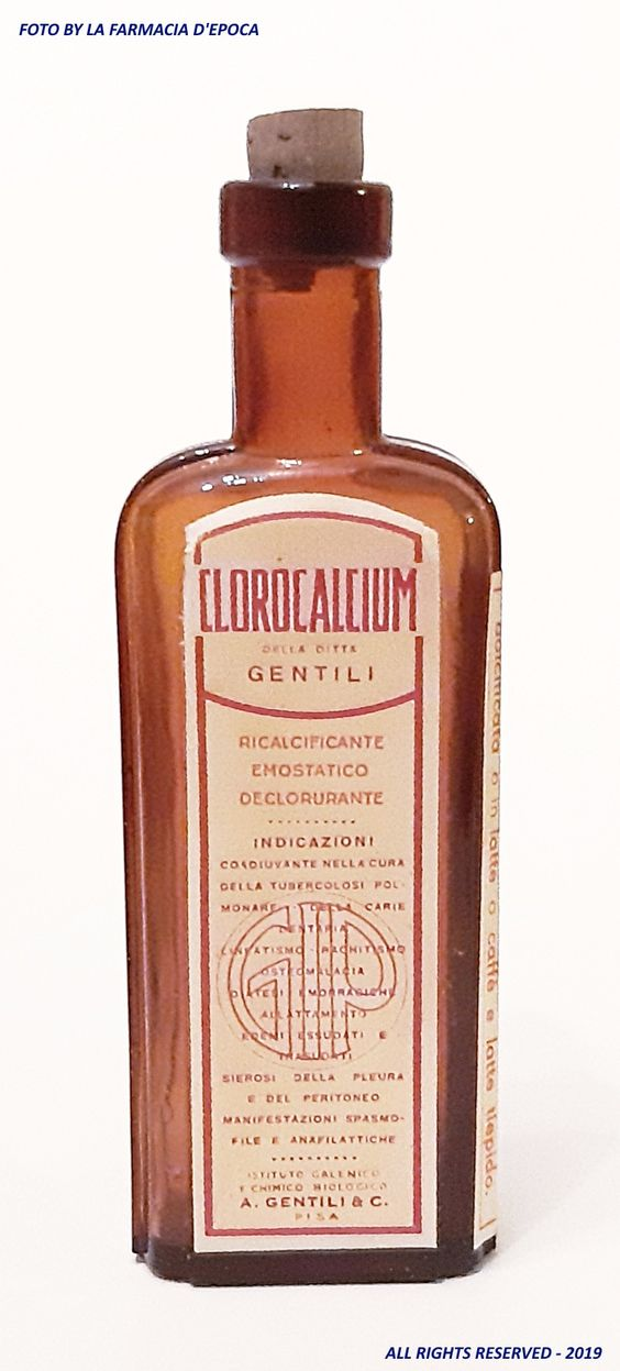 Clorocalcium Gentili