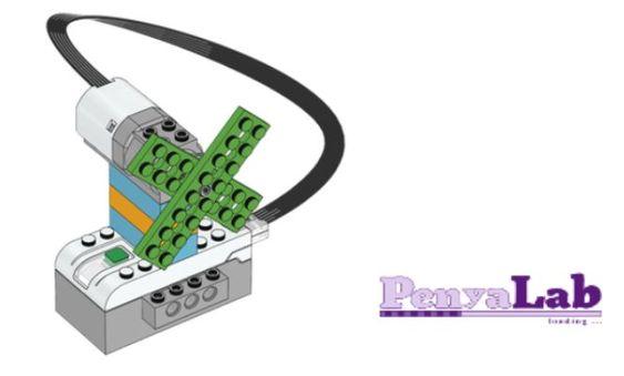 Lego wedo – Ventilador