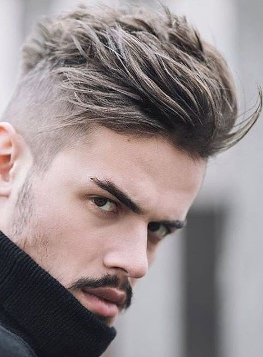 25 Stylish Haircuts Ideas For Mens 2018 Pics Bucket Stylish Haircuts Stylish Short Haircuts Mens Hairstyles Short