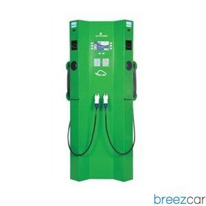 Borne de recharge Green Motion