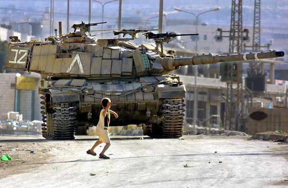 David vs Goliath ... modern terms