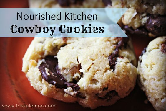 oatmeal cookie day cowboy cookies nutella cowboy oatmeal cookies