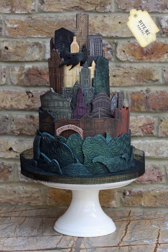 Batman ... cake