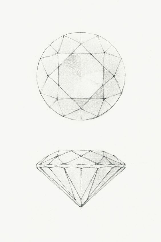The Tiffany Guide to Diamonds | Personalized jewelry, The ...