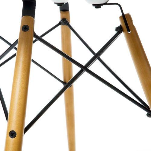 Silla Eames Plastic Chair DSW - Vitra